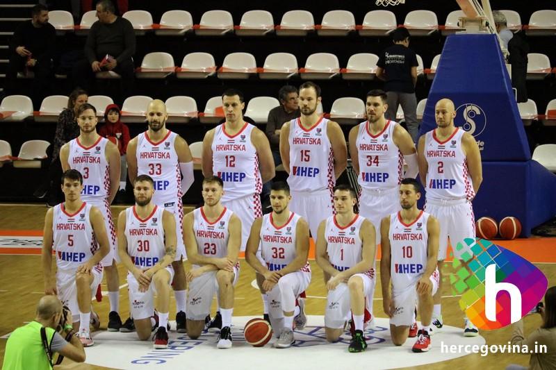 Hrvatski košarkaši