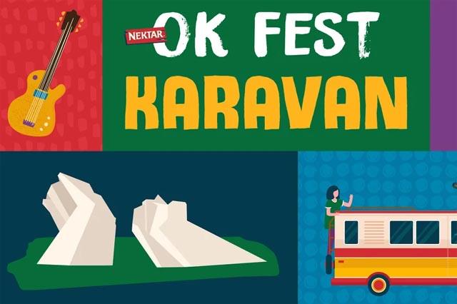 OK Fest pokreće rock karavan: Kultura kreće na put kroz Bosnu i Hercegovinu  – Hercegovina.in