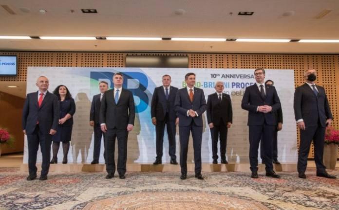 Sastanak lidera država zapadnog Balkana