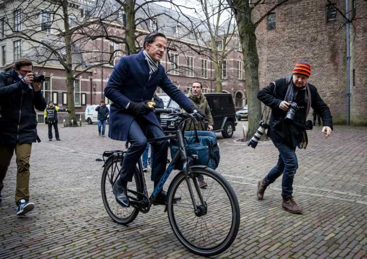 Mark Rutte- Premijer Nizozemske